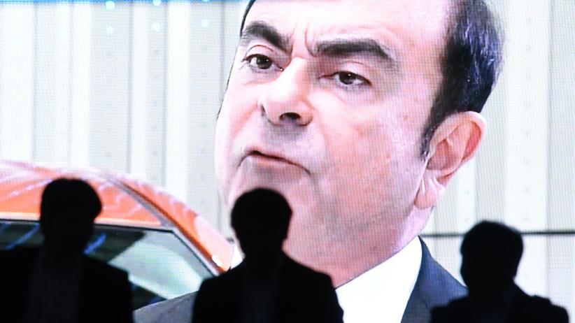 Carlos Ghosn: Renault ernennt Übergangschef