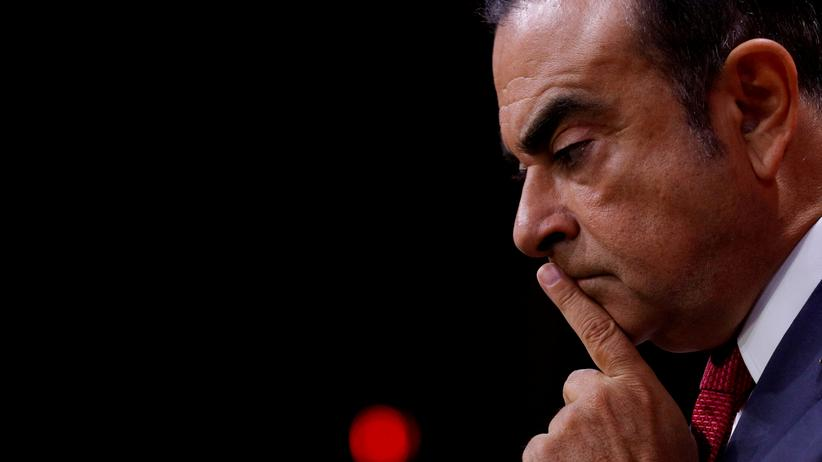 Japan: Automanager Ghosn bleibt in Untersuchungshaft