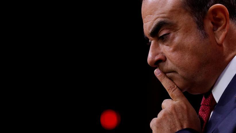 Japan: Automanager Ghosn bleibt weiter in Untersuchungshaft