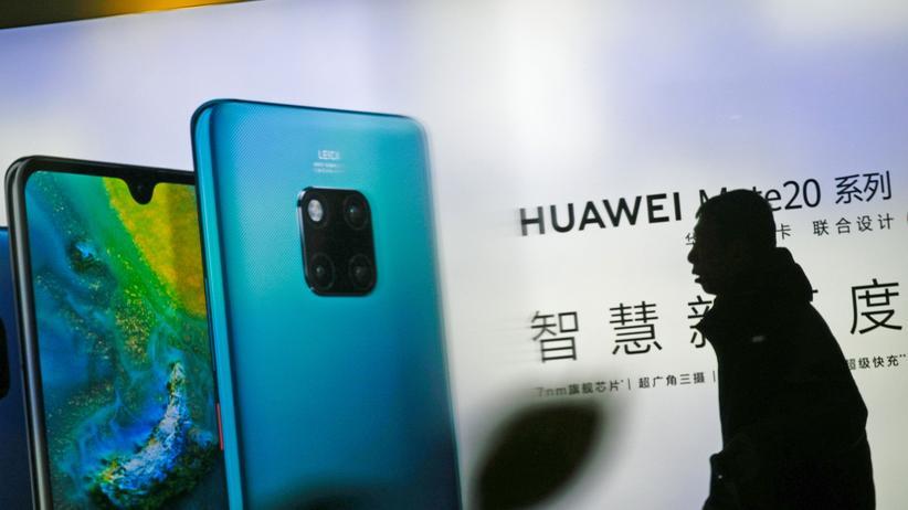 Chinesisches Unternehmen: Huawei ist der weltweite Marktführer beim Verkauf von Netzwerktechnik.