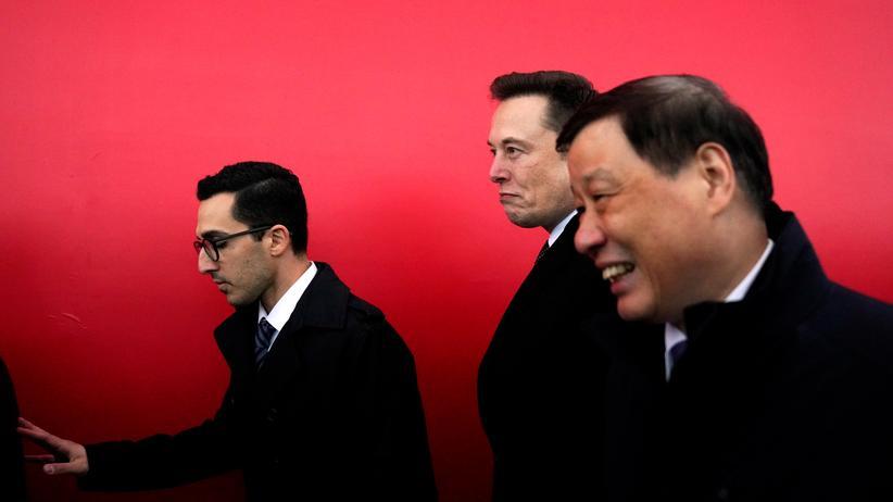 Elon Musk: Neue Tesla-Fabrik in China soll 500.000 Autos pro Jahr produzieren