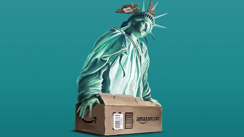 Amazon: Geht doch woandershin!