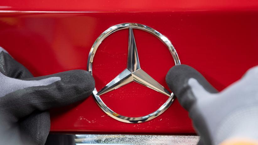 Autohersteller: Gewinne bei Daimler deutlich gesunken