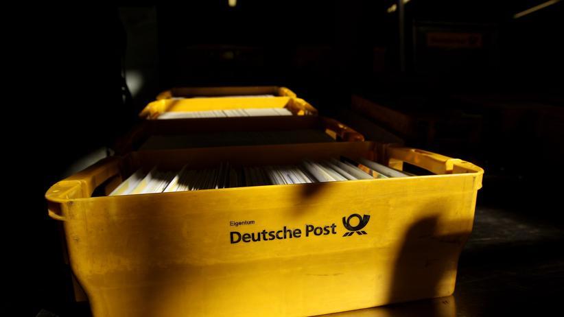Deutsche Post: Briefe könnten bald teurer werden.