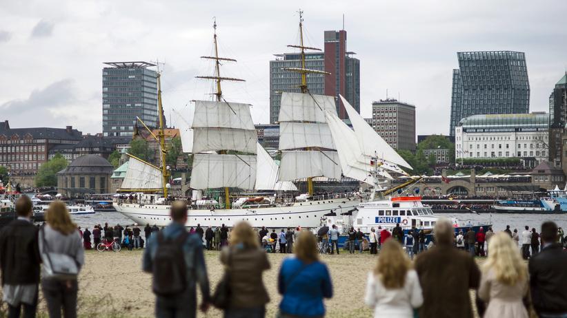 Bundeswehr: Werft der Gorch Fock will Insolvenz anmelden