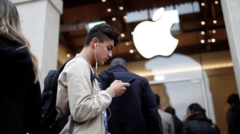 Steuerstreit: Apple einigt sich mit Frankreich auf Steuernachzahlung