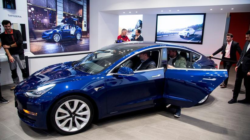 Tesla: Model 3 verliert wichtige Kaufempfehlung