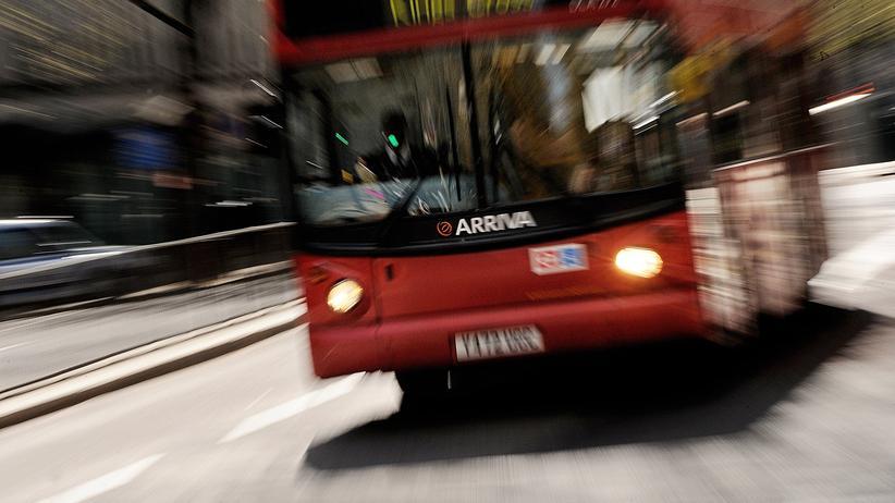 Aufsichtsrat: Ein Bus der Arriva in London
