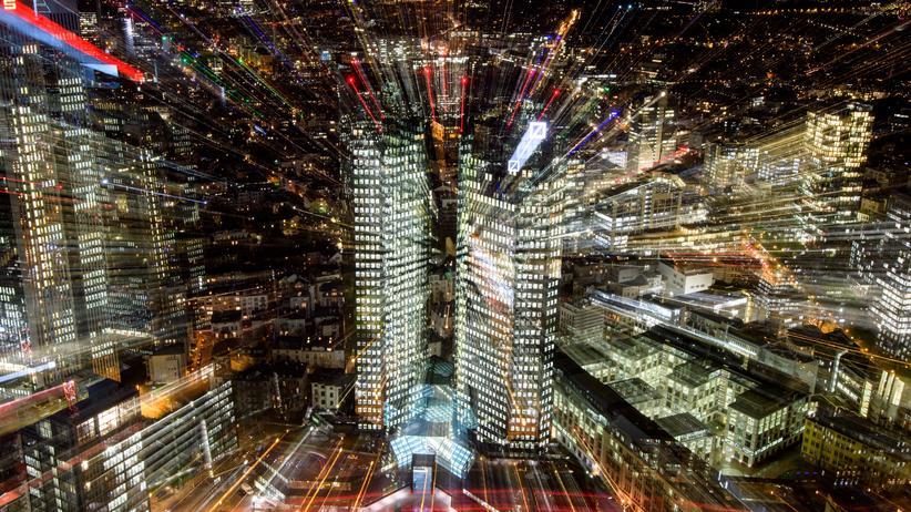 Deutsche Bank: Fusion ins Ungewisse