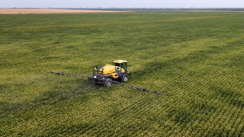 Monsanto: US-Jury gibt Glyphosat Mitschuld an Krebserkrankung