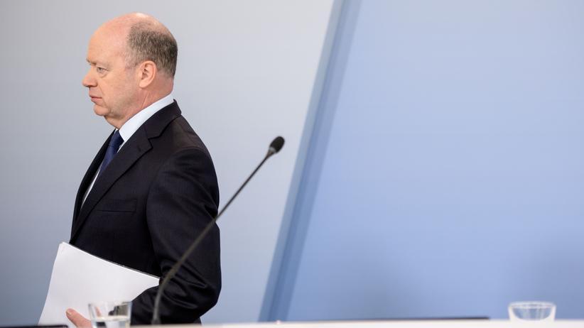 John Cryan: Der ehemalige Chef der Deutschen Bank John Cryan