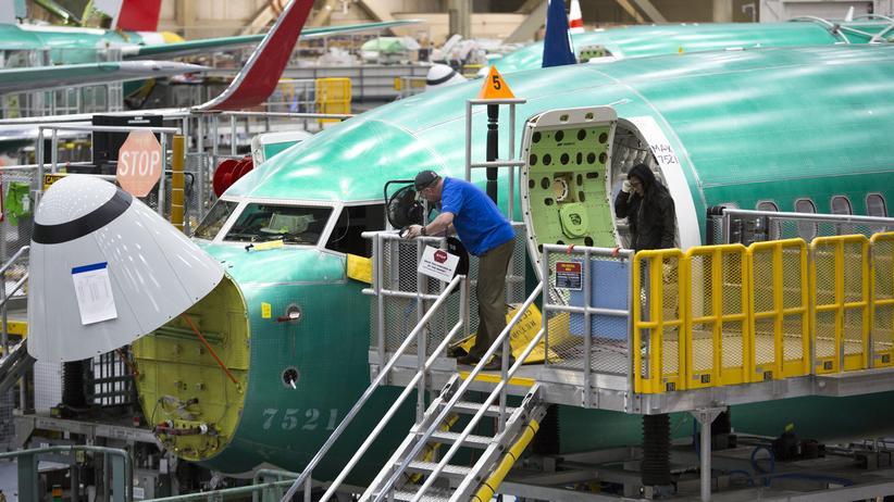 Software-Update: Boeing stellt Sicherheitsupdate für 737 Max vor