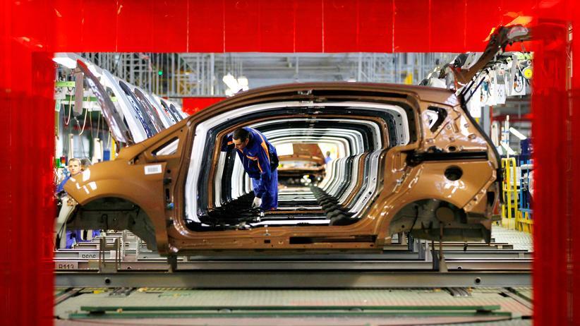 Autoindustrie: Ford will 12.000 Stellen in Europa abbauen