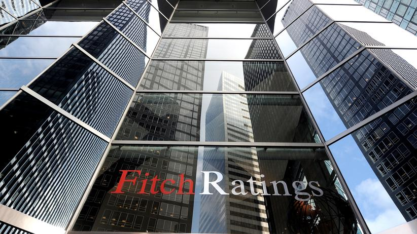 Deutsche Bank: Das Gebäude der Ratingagentur Fitch in New York.