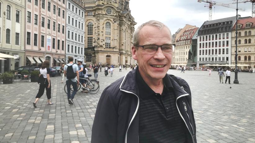 Ingolf Roßberg, Dresdens früherer Oberbürgermeister