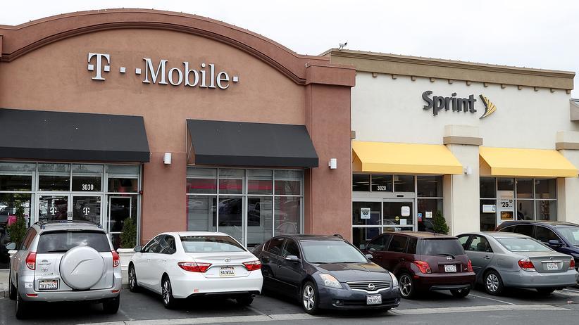 Deutsche Telekom: T-Mobile und Sprint dürfen fusionieren