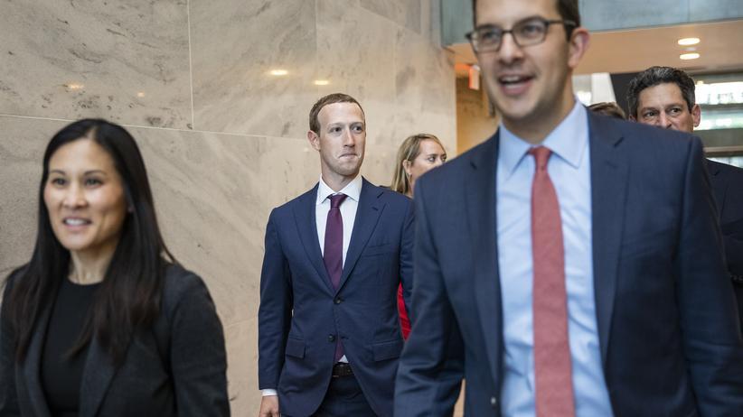 Mark Zuckerberg lehnt Aufspaltung von Facebook ab