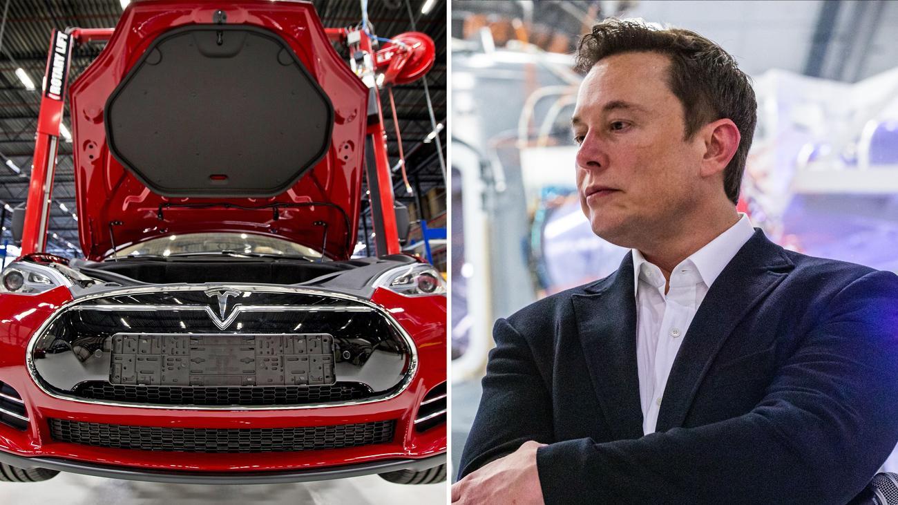 Elon Musk: Tesla will neue Autofabrik im Berliner Umland bauen