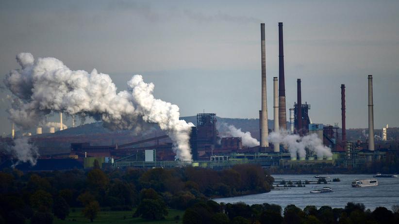 Industriekonzern: Thyssenkrupp streicht nach hohen Verlusten Dividende