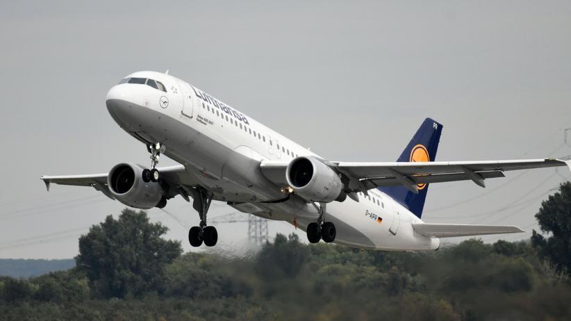 UFO-Streik: Eine Lufthansa-Maschine startet im September in Düsseldorf