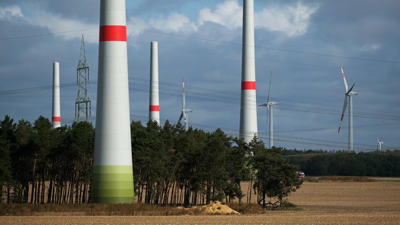 Windräder: Bundesländer im Norden warnen vor Rückbau der Windkraft