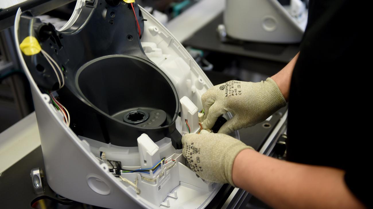 Vorwerk: Thermomix-Produktion in Deutschland endet
