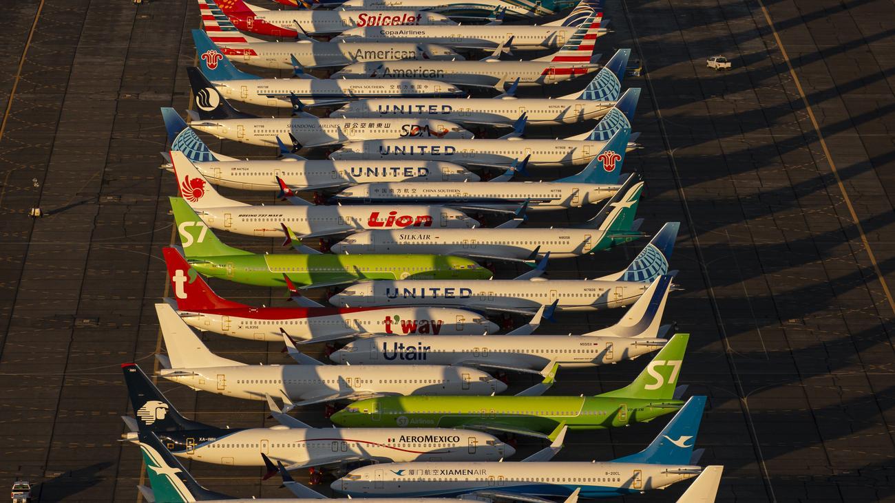 Boeing: Neue Softwareprobleme bei der 737 Max