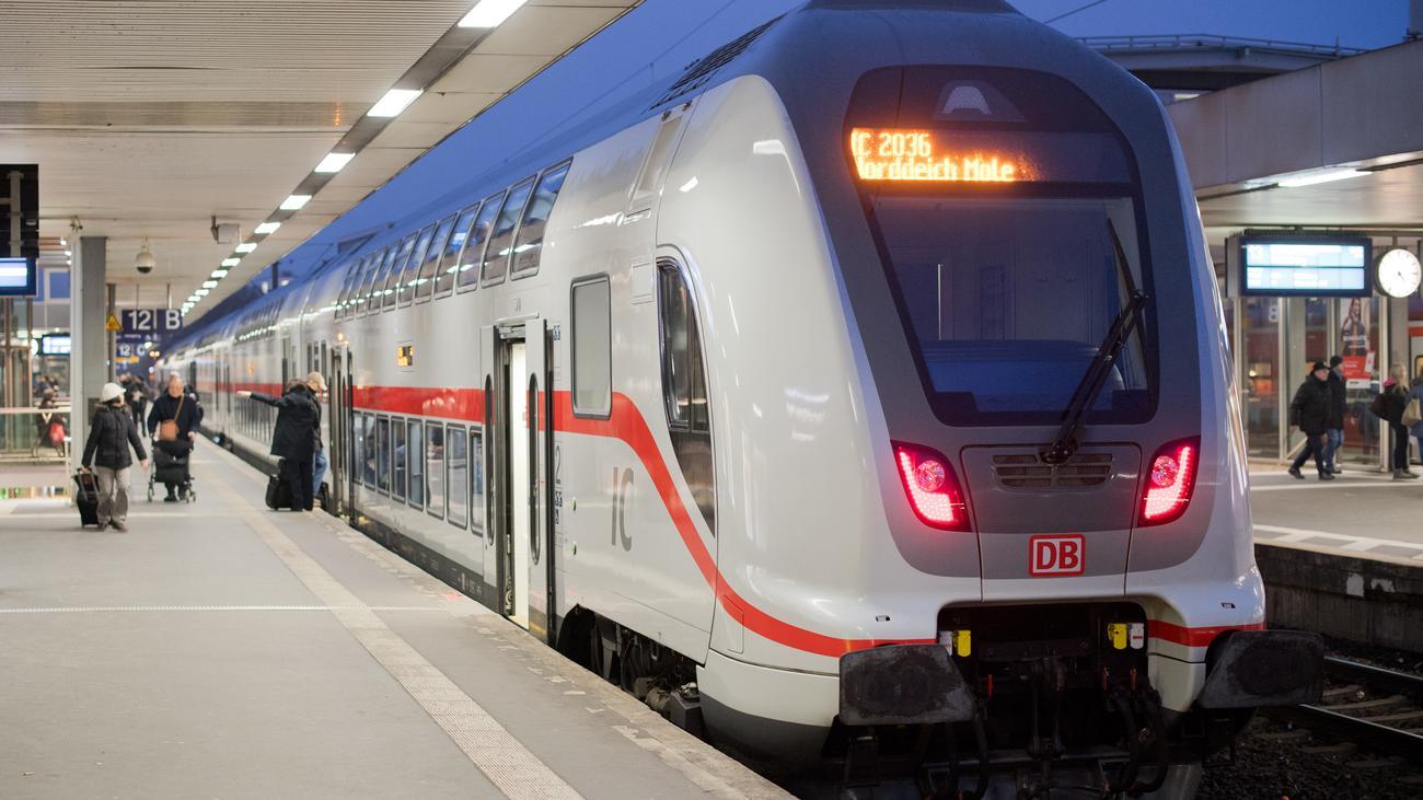 Deutsche Bahn: Bahn will neue Intercity-Züge nicht abnehmen