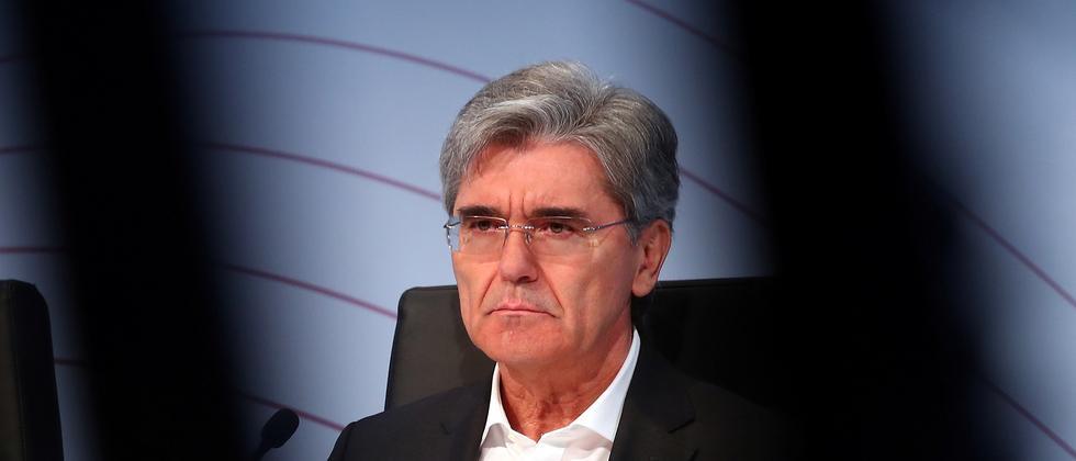 """Siemens: Treffen mit Luisa Neubauer war laut Joe Kaeser kein """"PR-Gag"""""""