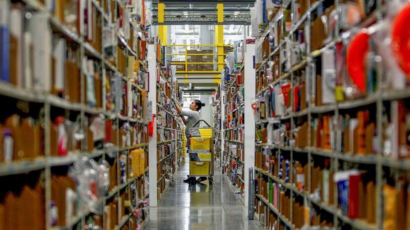 Amazon: Ein Versandzentrum von Amazon in Phoenix, Arizona