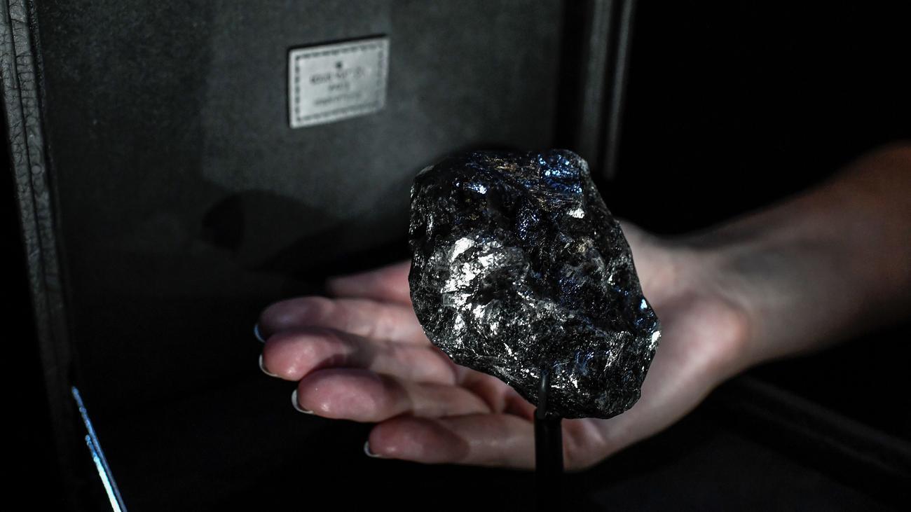 Diese Frau revolutioniert den Handel mit Diamanten
