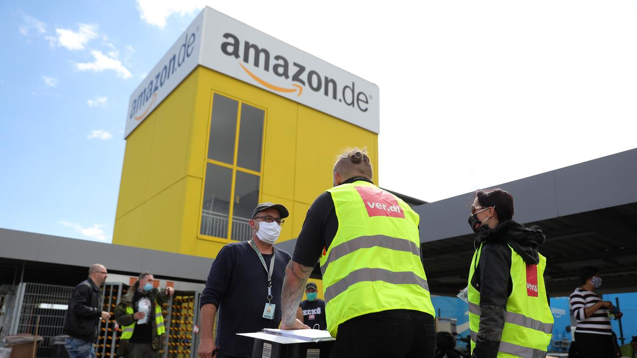 Amazon Mitarbeiter Login
