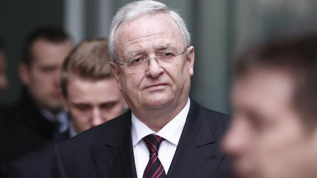 Dieselskandal: Verfahren gegen Martin Winterkorn wegen Marktmanipulation eingestellt