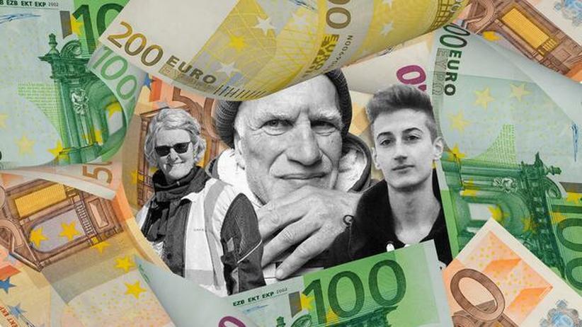 Das Sicherheitsnetz: Wie ein bedingungsloses Einkommen das Verhältnis zum Geld verändert