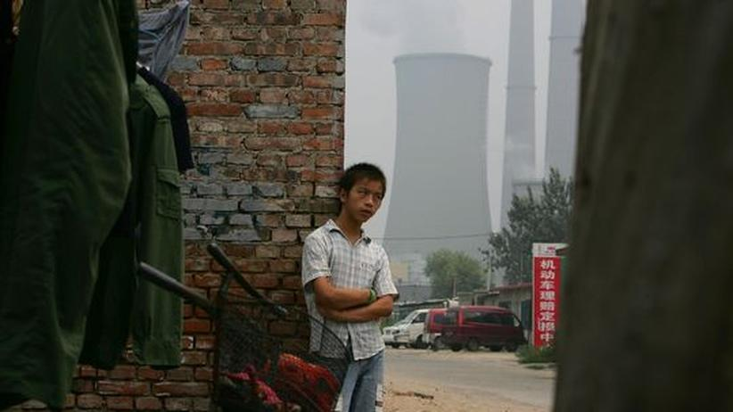 Umweltmedizin: Kinder im Smog