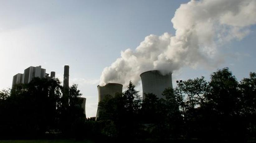 Emission Abgase Fabrik Umweltverschmutzung Klimawandel