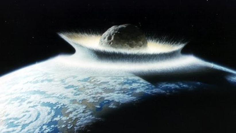 Asteroiden: Unter Beschuss