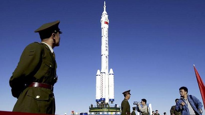 China raumfahrt rakete