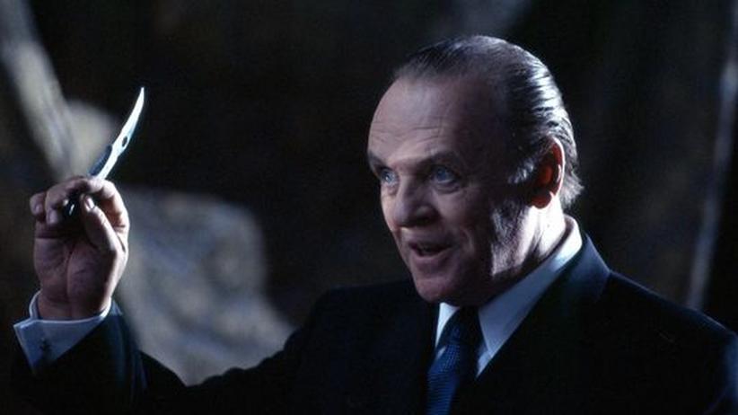 """Hannibal Lecter verkörpert das Böse in """"Das Schweigen der Lämmer"""""""