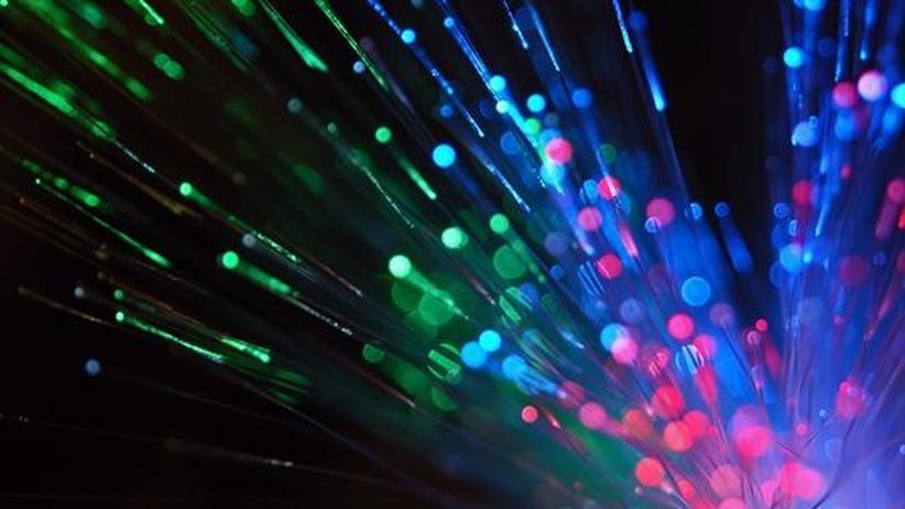 Nobelpreise Chemie Physik Medizin Glasfaser Optik Datenübertragung