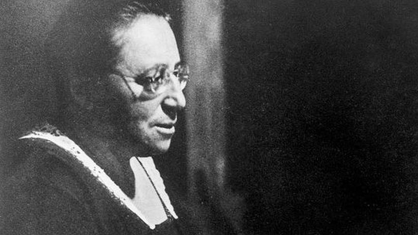Lob des Eigensinns: Emmy Noether