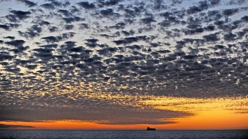 Klimawandel: Für die Ozeane bricht die Nacht herein - die Speicherkapazitäten für Kohlenstoffdioxid sind bald erreicht
