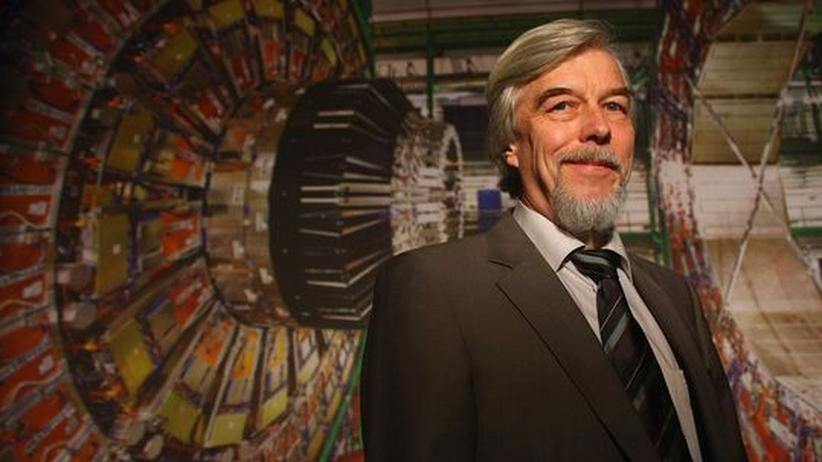 CERN LHC Rolf Dieter Heuer Schweiz Technik