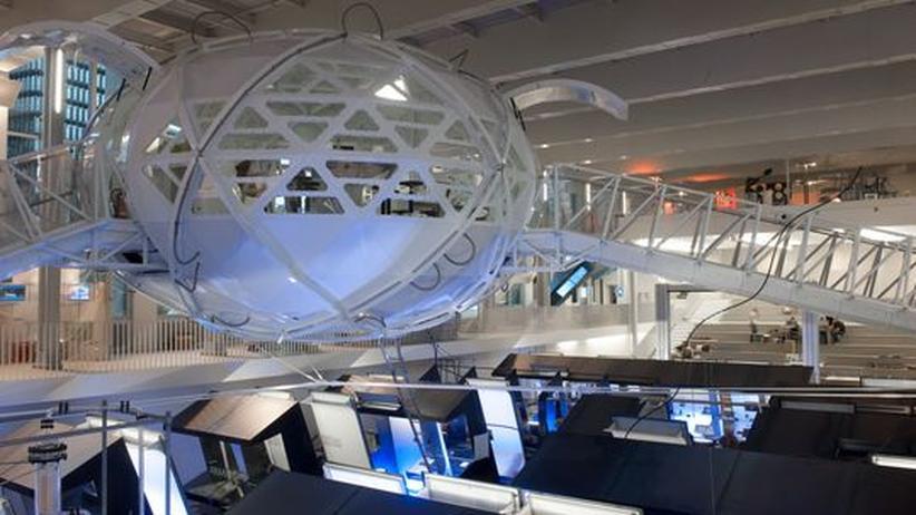 Zentrum für neue technologien im Deutschen Museum