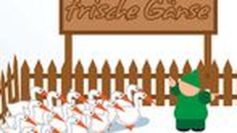 Infografik: Das Weihnachtsfest in Zahlen