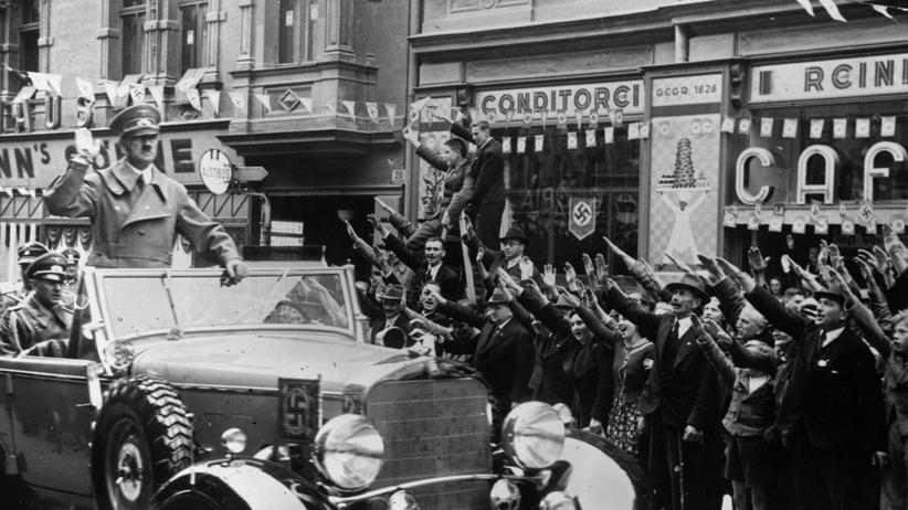 Propaganda: Das Bedürfnis Hitler entgegenzuarbeiten