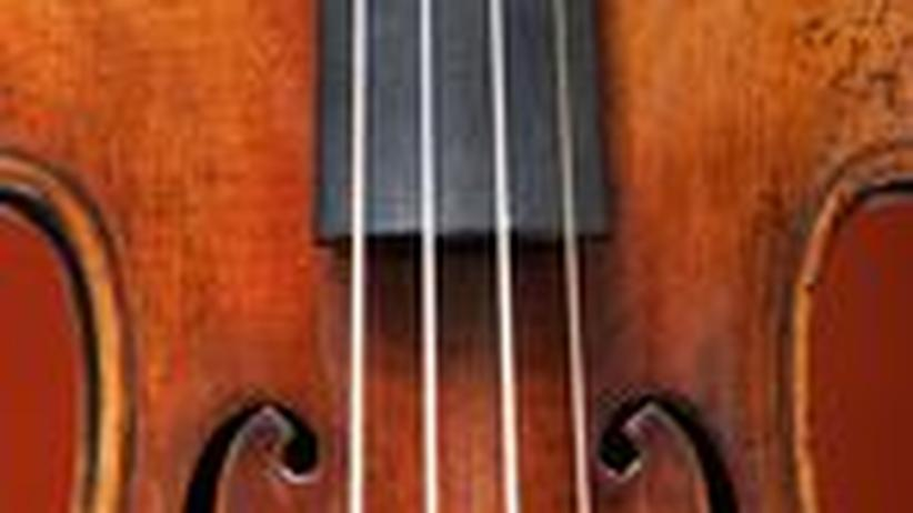 Geigenbau: Die Suche nach der perfekten Geige