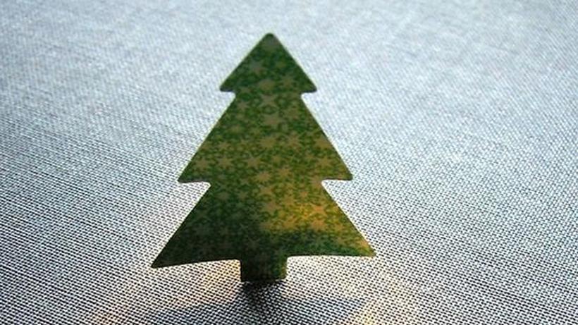 Adventskalender Türchen 14 Hingen Weihnachtsbäume Früher An Der