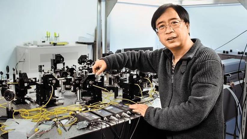 Pan Jianwei Quantenphysik China Wissenschaft