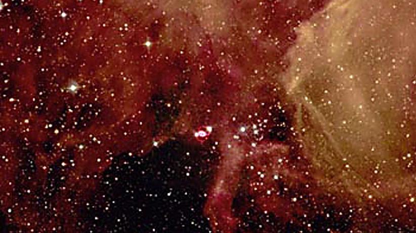 Astronomie: Wenn die Sonne erlischt und die Milchstraße verschwindet